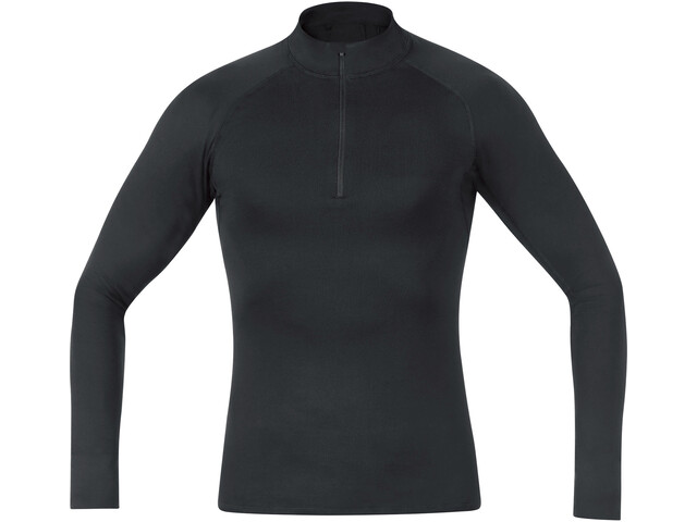 GORE WEAR Base Layer Thermo Turtle Neck Shirt Herren black